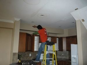 mold removal Upper Marlboro ceiling patch