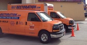 mold removal upper marlboro equipped truck